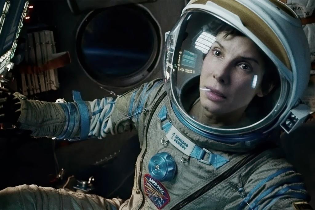 Gravity Sandra Bullock 1