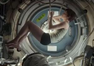 Gravity Sandra Bullock 2
