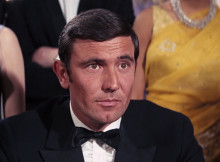OHMSS Lazenby James Bond