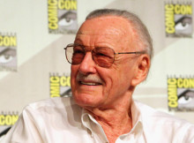 Stan Lee at Comic Con